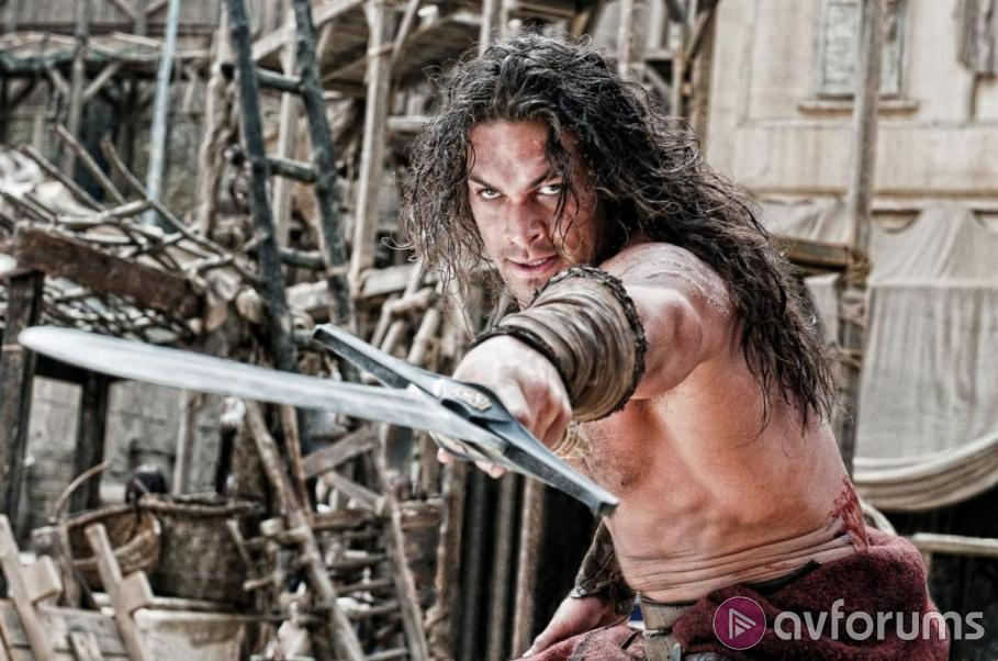 Conan the Barbarian 3D Blu-ray Review