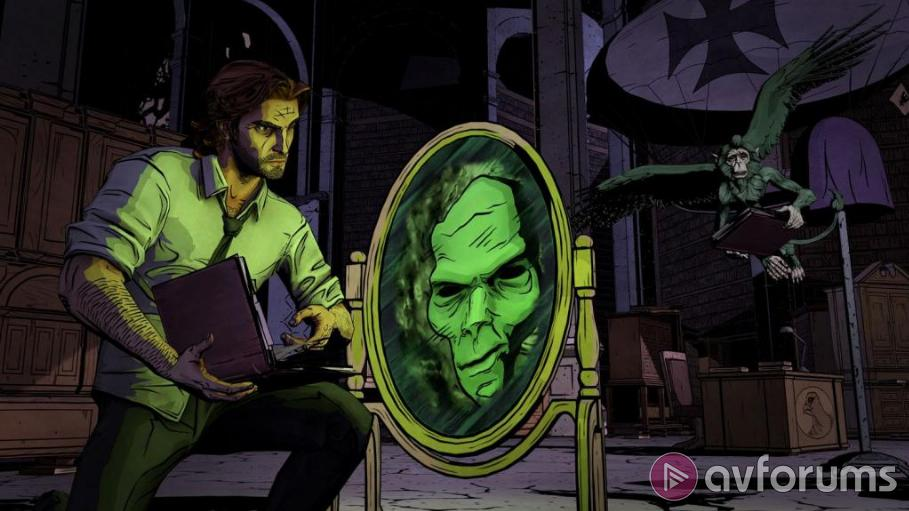 The Wolf Among Us PC Review