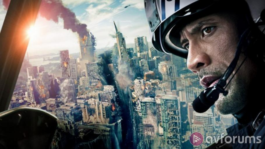 San Andreas Blu Ray Review Avforums