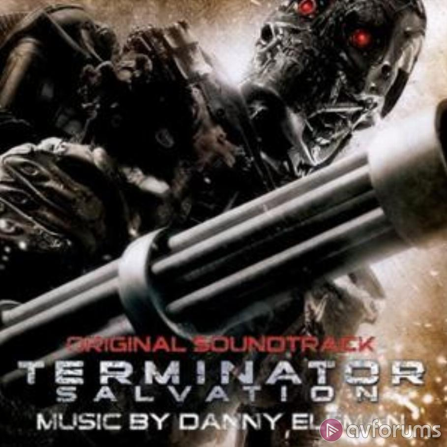 Terminator Salvation - Original Motion Picture Score Soundtrack Review