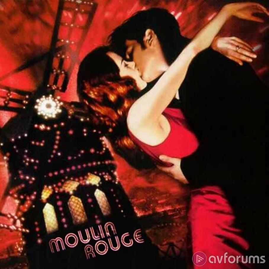Moulin Rouge! Blu-ray Review