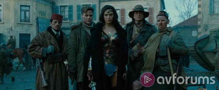 Wonder Woman Picture Quality
