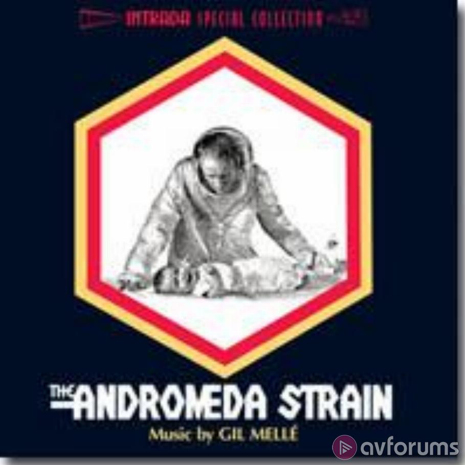 The Andromeda Strain - Motion Picture Soundtrack Soundtrack Review