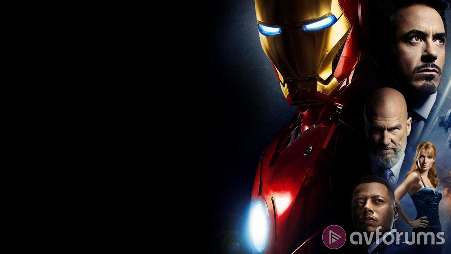 Iron Man 4K Blu-ray Review