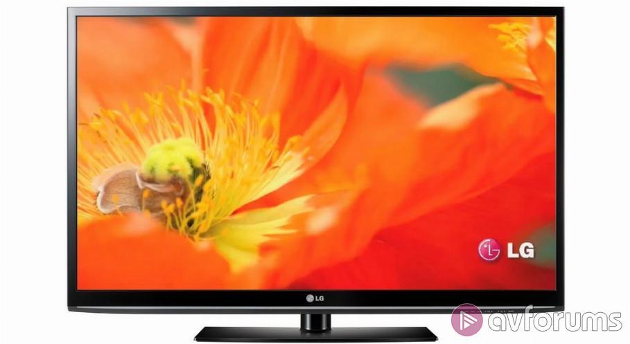 LG PQ6000 (42PQ6000) Plasma TV Review | AVForums