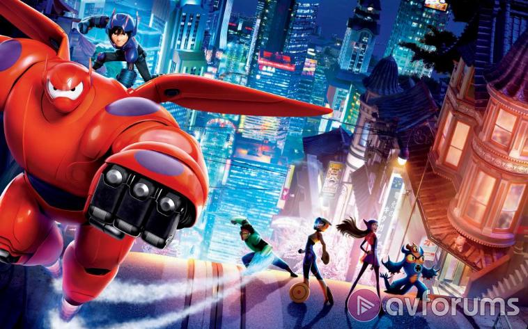 Big Hero 6 Big Hero 6 Blu-ray Verdict