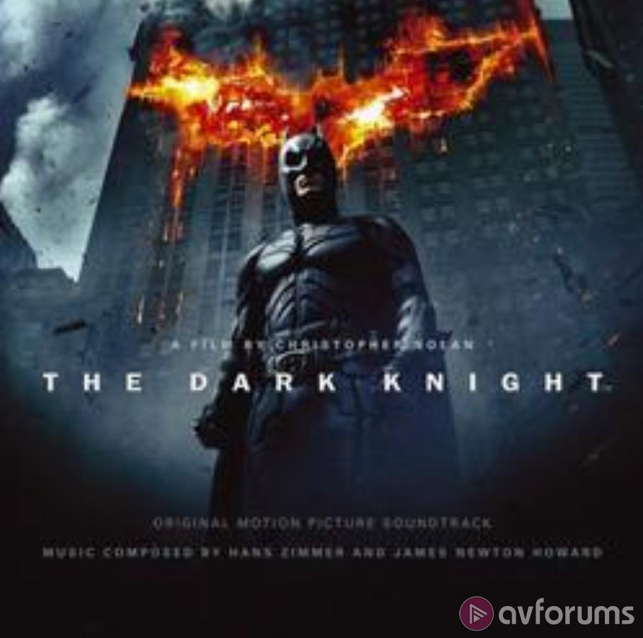 The Dark Knight - Original Motion Picture Soundtrack Soundtrack Review