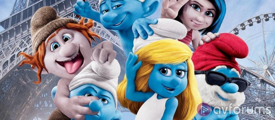 The Smurfs 2 Ultra HD Blu-ray Review