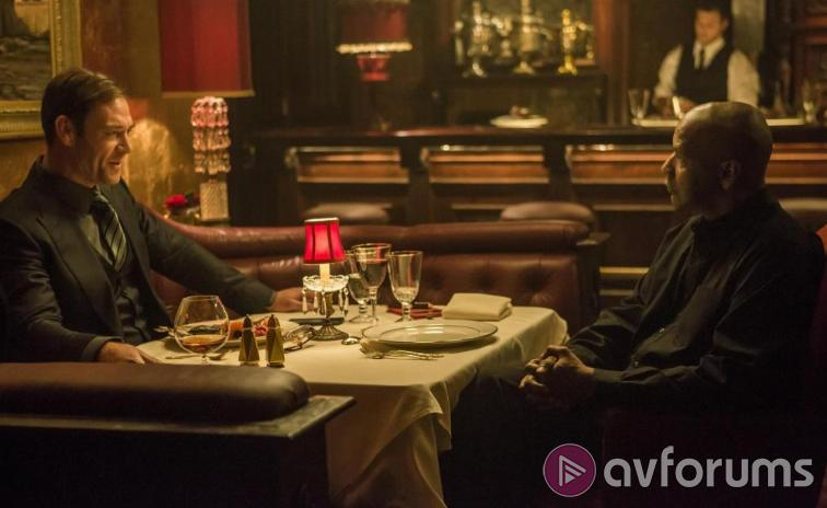 The Equalizer The Equalizer Blu-ray Verdict