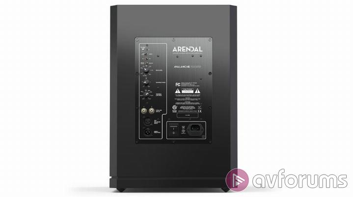 Arendal 1723 S Monitor Center Surround and Sub 1 Setup & Testing