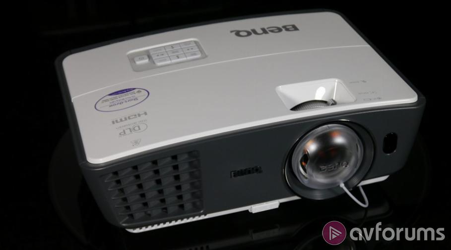 BenQ W770ST 720p DLP Projector Review