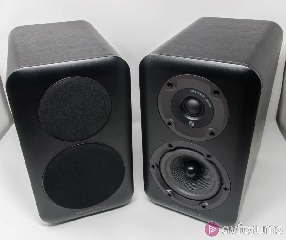 Wharfedale D320 Standmount Speaker Review