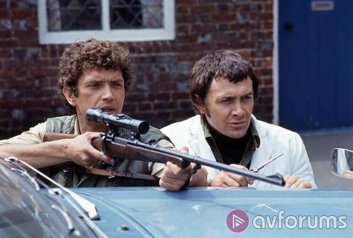 The Professionals MkIII Blu-ray Picture Quality