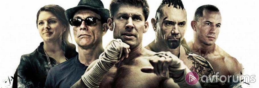 Kickboxer: Vengeance Blu-ray Review