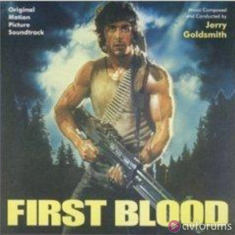 First Blood - Original Motion Picture Soundtrack Soundtrack Review