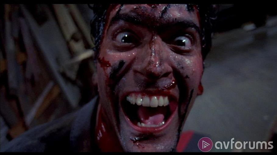 Evil Dead II Special Edition Blu-ray Review
