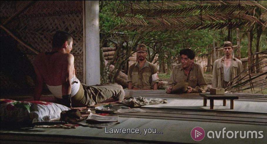 Merry Christmas Mr. Lawrence Blu-ray Review