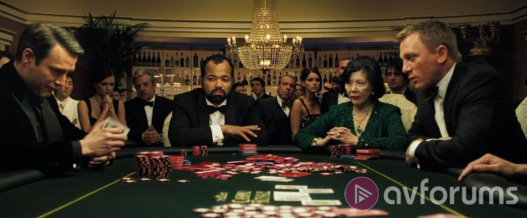 Casino Royale 4k Blu Ray Review Avforums