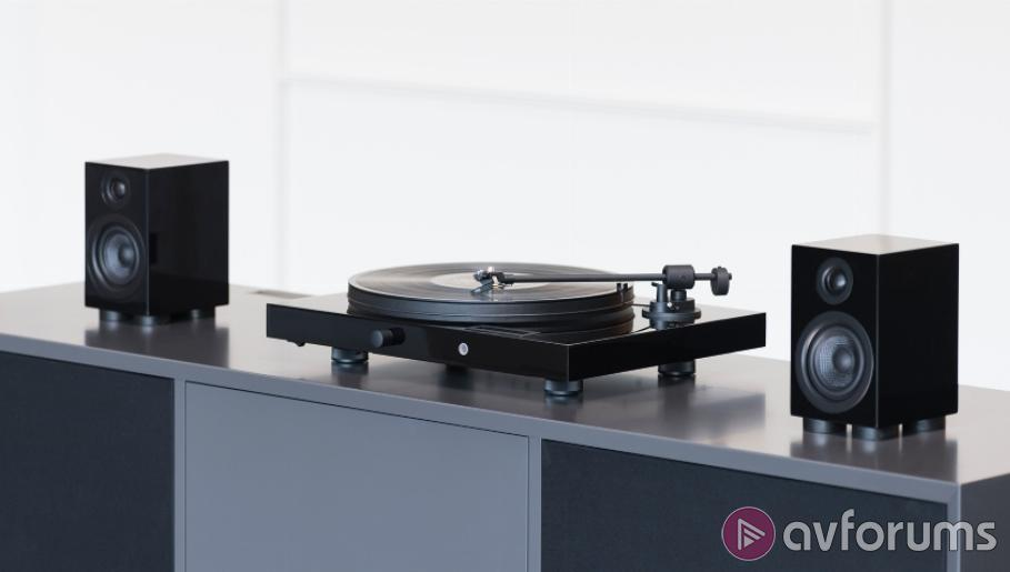Pro-Ject Juke Box E All in One System Review