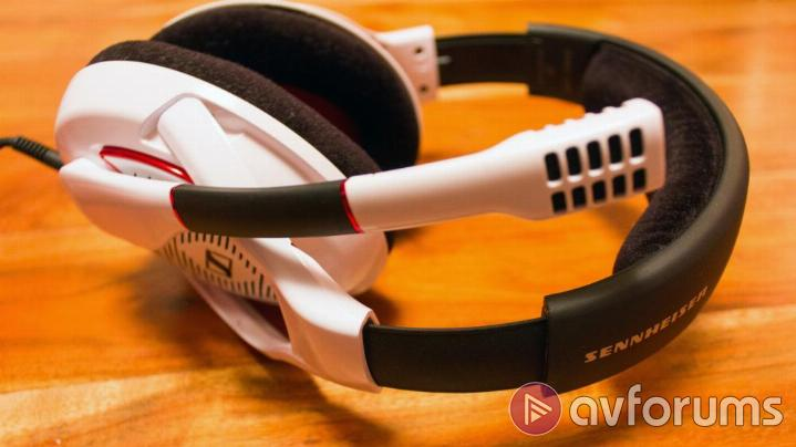 Sennheiser G4ME One Comfort and use