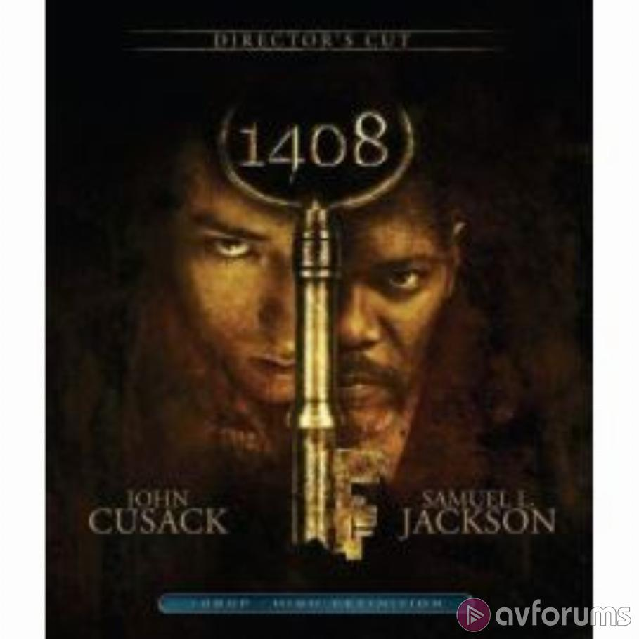 1408 Blu-ray Review