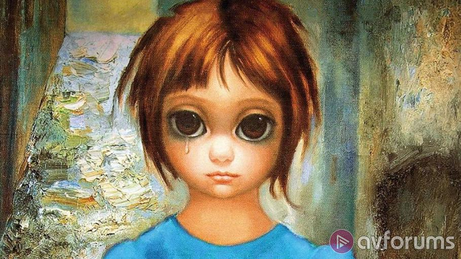 Big Eyes Blu-ray Review