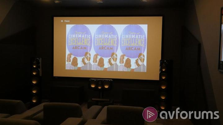 Arcam Dolby Atmos and Dirac Home Cinema Excellence