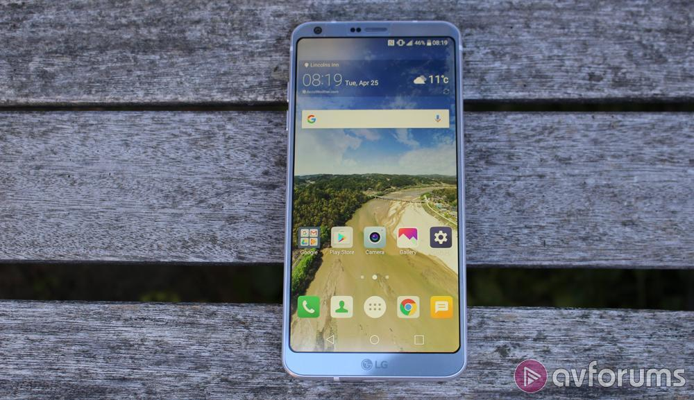 LG G6 H870 Smartphone Mobile Android Phone Review | AVForums