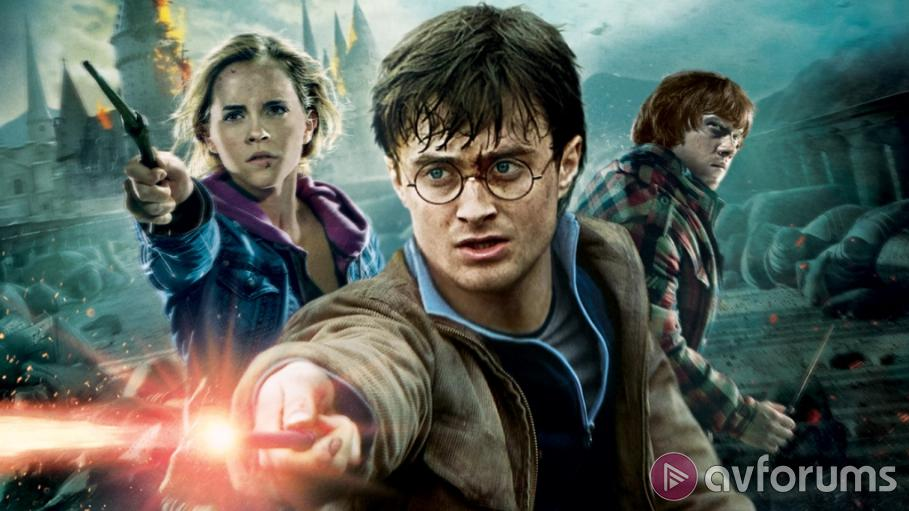 harry potter and the deathly hallows part 2 hd