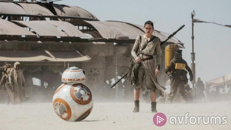 Star Wars: Episode VII - The Force Awakens (US) Picture Quality