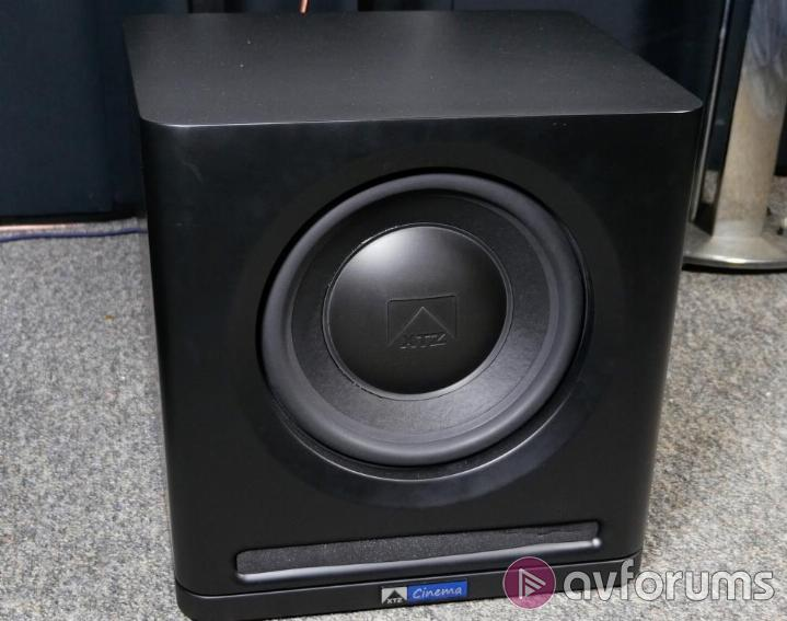 XTZ Cinema Series 5.1 System XTZ 1x12 Subwoofer