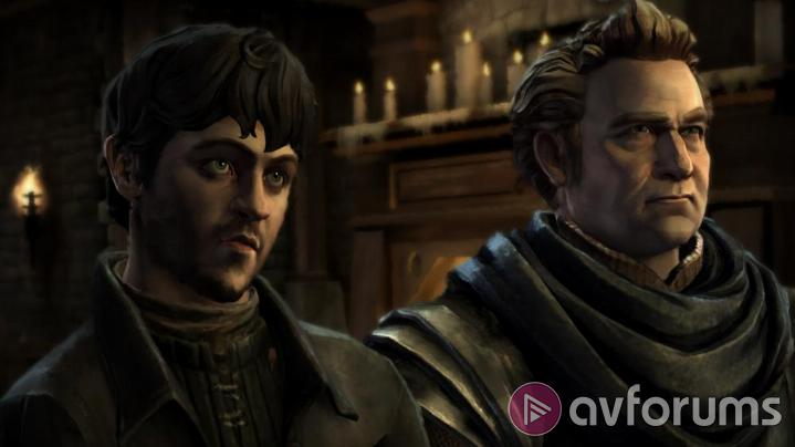 Game of Thrones - A Telltale Games Series A weak start