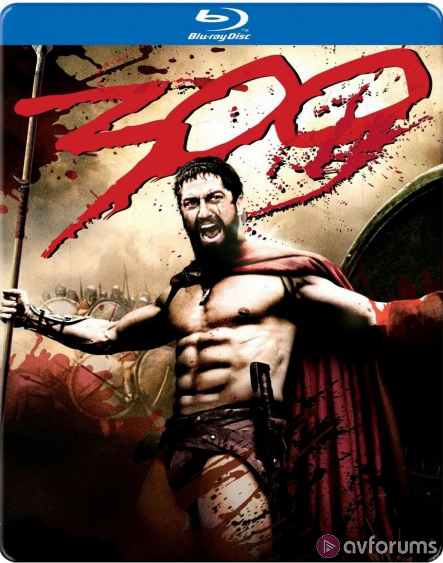 300 Blu-ray Review