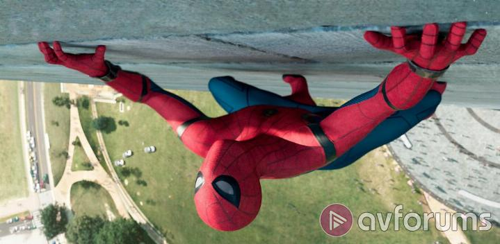 Spider-Man: Homecoming Picture Quality