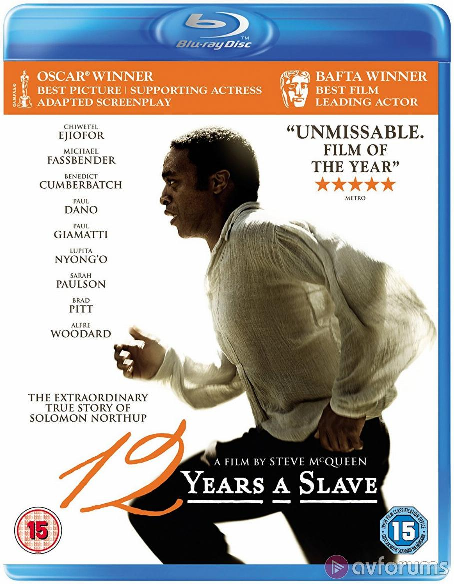 12 Years a Slave Blu-ray Review