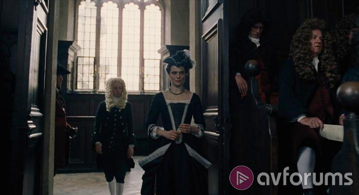 The Favourite (2018) The Favourite Blu-ray Extras