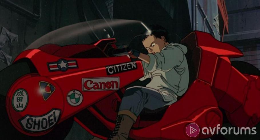 Akira Collector's Edition Steelbook Blu-ray Review | AVForums