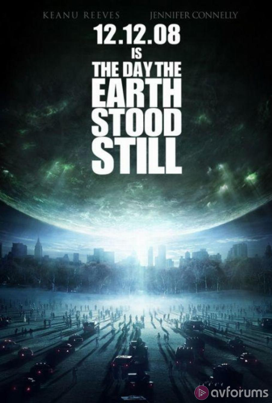 The Day the Earth Stood Still (2008) Review