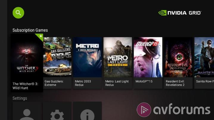 NVIDIA SHIELD Android TV GeForce NOW