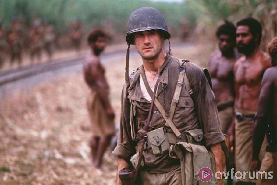 The Thin Red Line - Criterion Collection Blu-ray Review