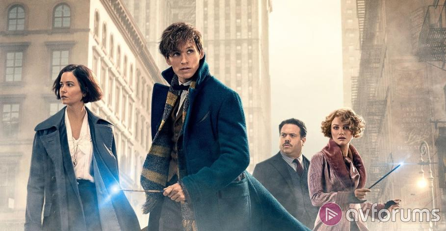 Fantastic Beasts and Where to Find Them Ultra HD Blu-ray Review