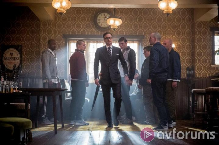 Kingsman: The Secret Service Sound Quality