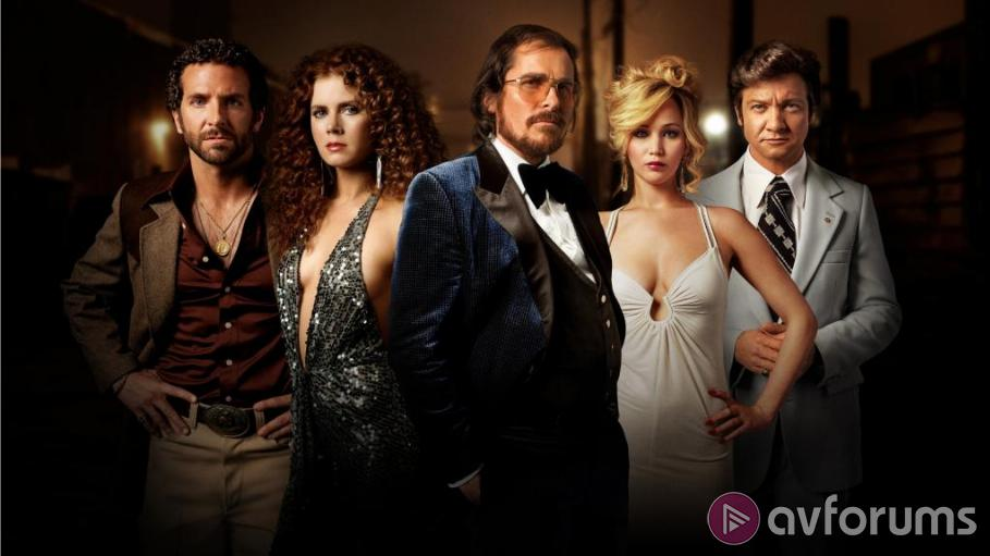 American Hustle Blu-ray Review
