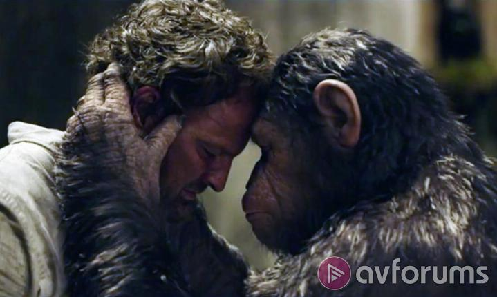 Dawn of the Planet of the Apes Ultra HD Blu-ray Verdict