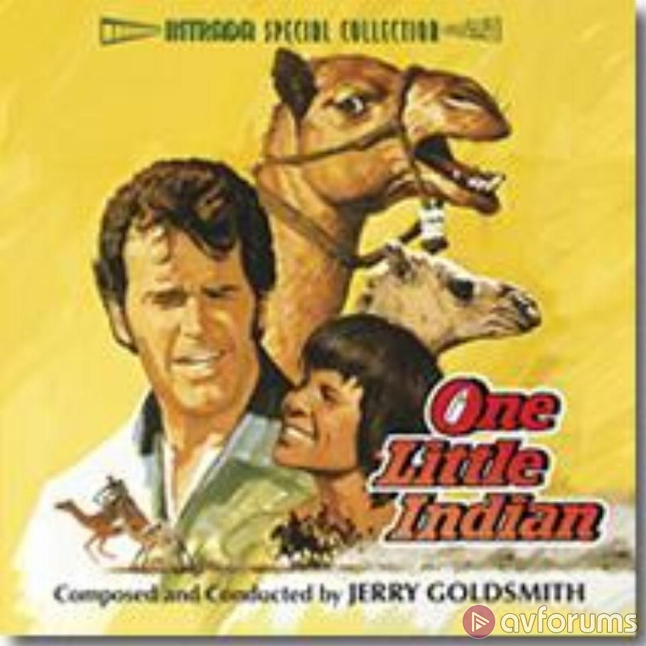 One Little Indian - Original Motion Picture Score Soundtrack Review