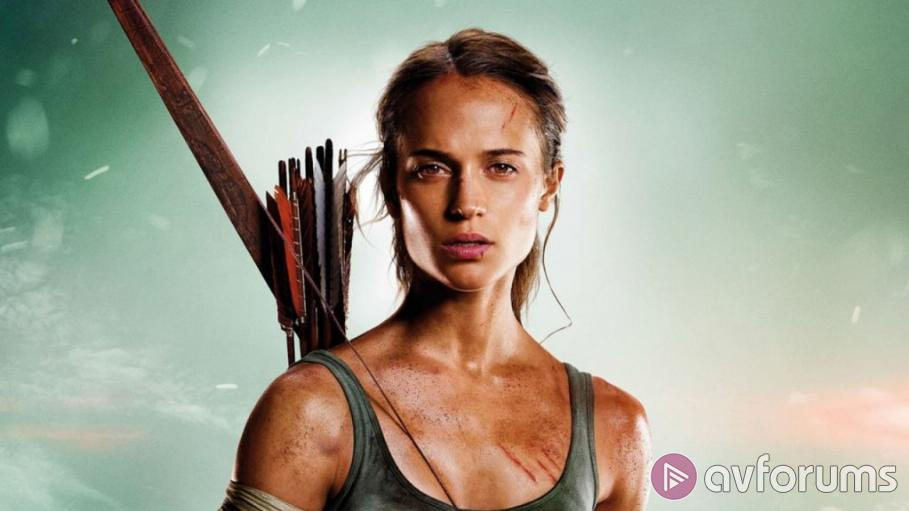 Tomb Raider 4K UHD Blu-ray Review