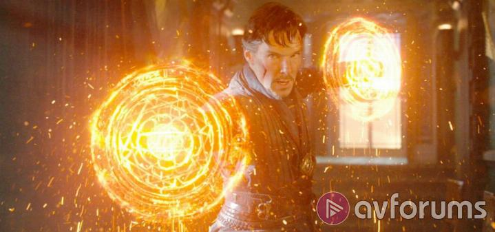 Doctor Strange Blu-ray Verdict