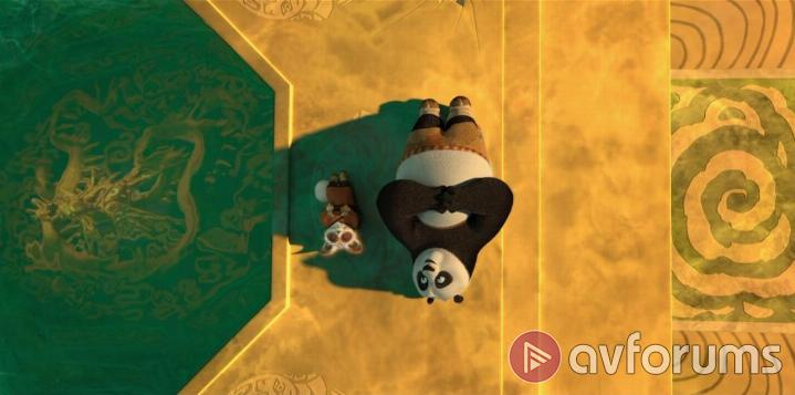 Kung Fu Panda 3D Is Kung Fu Panda Blu-ray Worth Buying