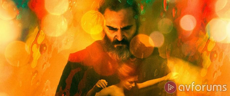 You Were Never Really Here Blu-ray Review
