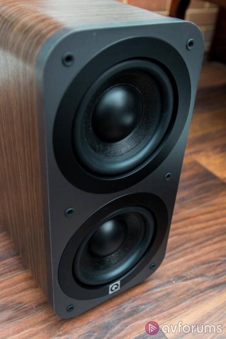 Q Acoustics 3000 Sound Quality/Film & TV?